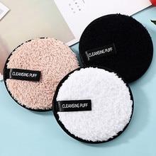1 шт. салфетки из микрофибры, очищающие полотенца для лица, многоразовые очищающие салфетки для макияжа Toalla de limpieza, очищающие подушечки для ухода за кожей