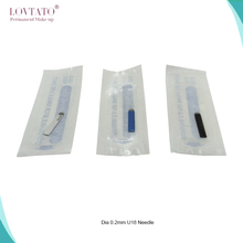 Microblading-Needles Blade Permanent-Makeup U18 Agulha for Manual-Pen Desgin Pen-Use