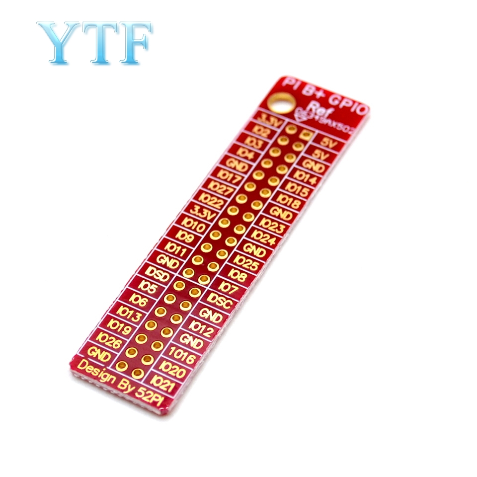 40PIN GPIO Reference Board For Raspberry Pi 3 And Raspberry Pi 2 Model B