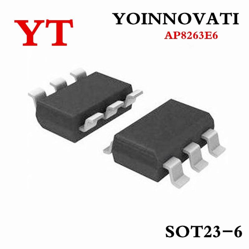 10pcs/lot AP8263E6 AP8263 SOT23-6 Best Quality