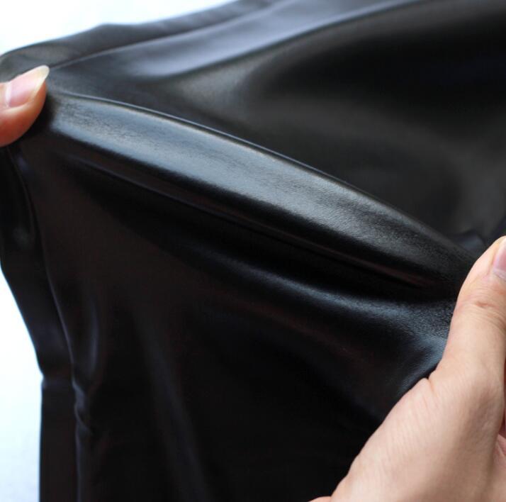 Prueba De Imitación Otoño Pu Motocicleta Cálido La Pantalones E Hombres Pies Viento A Negro Para Personalidad Moda Cuero 219 Invierno dzaIOqxzw