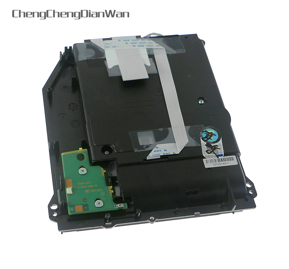 ChengChengDianWan DVD Drive For Playstation 4 PS4 Driver CUH-1206 12XX 1200 1215a 1216a Game Console Blu-ray OriginalChengChengDianWan DVD Drive For Playstation 4 PS4 Driver CUH-1206 12XX 1200 1215a 1216a Game Console Blu-ray Original