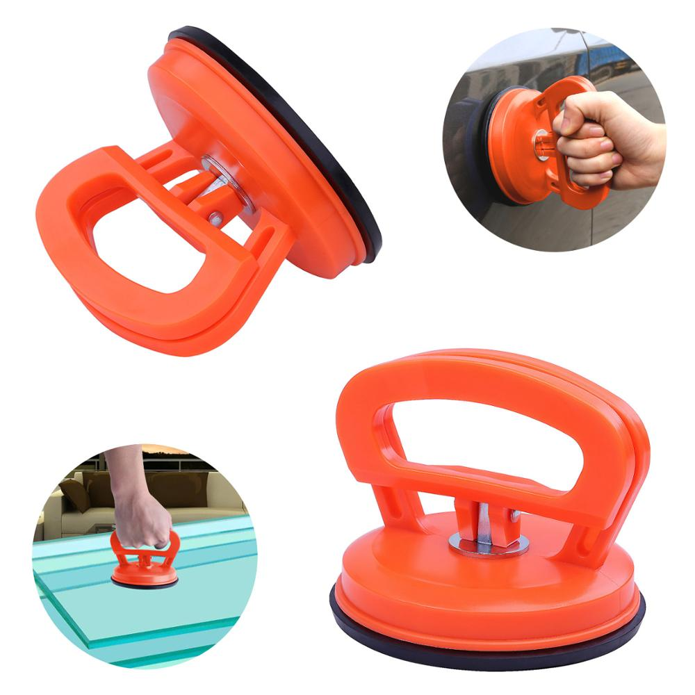 Ansblue Dent Removal Car Dent Repair Dent Puller Orange Single Hand Puller Auto Repair Tool Set