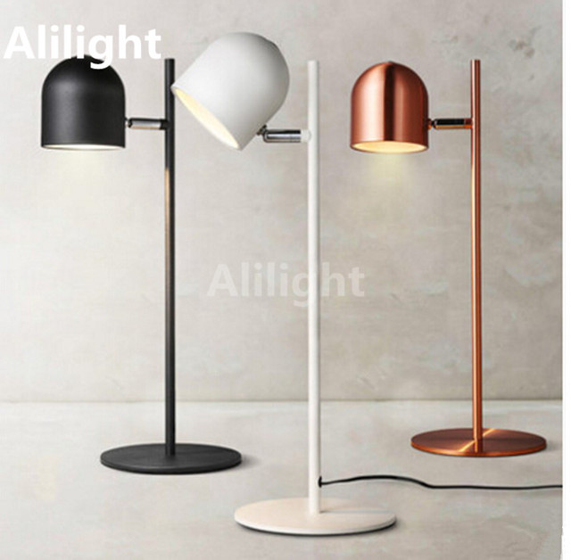 led table lamp nordic contemporary contracted reading work desk lamp