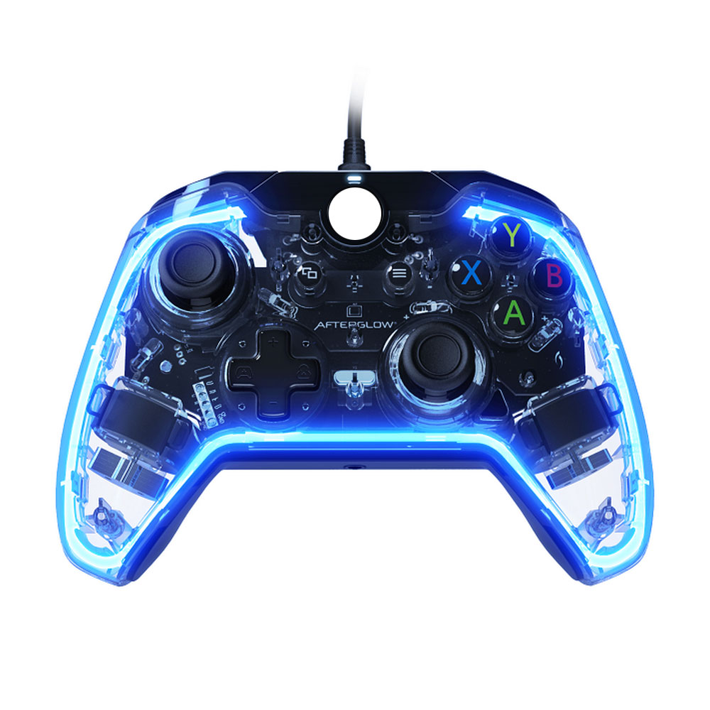US $26 5 5% OFF|2019 NEW Wired Controller for XBOX ONE / S Console Joystick  For Xbox One X Gamepad For PDP Controller-in Gamepads from Consumer