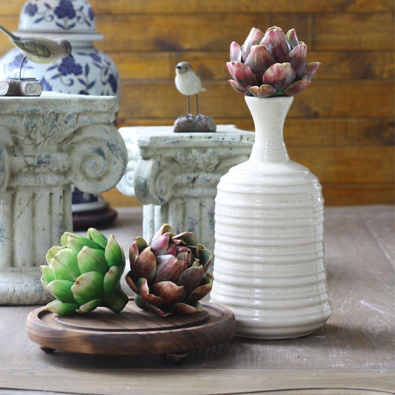 comprar alcachofa suculentas plastic flower inicio boda decoracin artesanal de navidad la decoracin de diy accesorios de