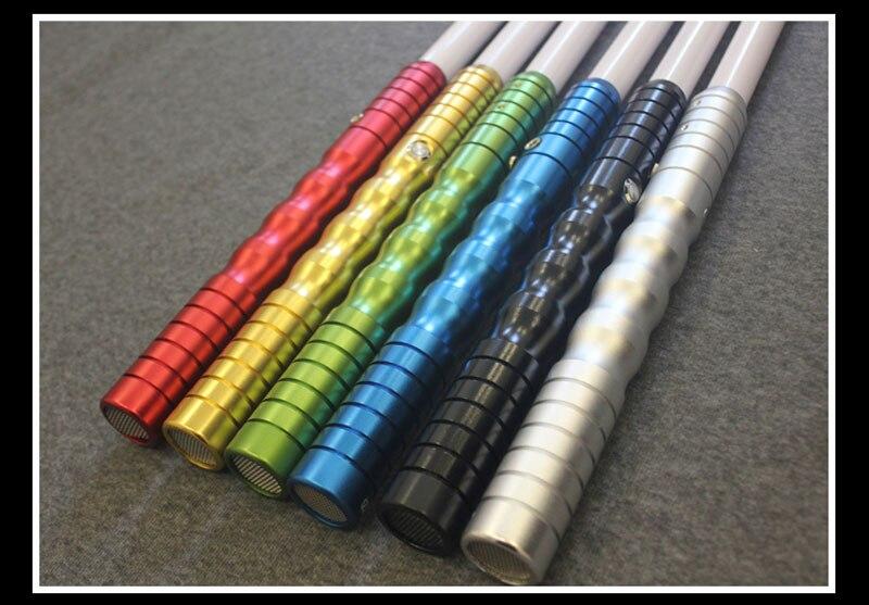 Больше звуков игрушки люк черная серия Скайуокер световой меч джедай синий Вейдер меч пять специальный подарок третий генерат Звезда игруш... - 3