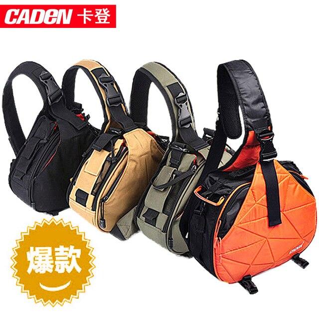 Водонепроницаемая дорожная маленькая сумка на плечо DSLR с дождевиком, треугольная сумка на лямках для 5D4 5D3 D850 D800 6D цифровой камеры K1 Сумки для фото-/видеокамеры      АлиЭкспресс