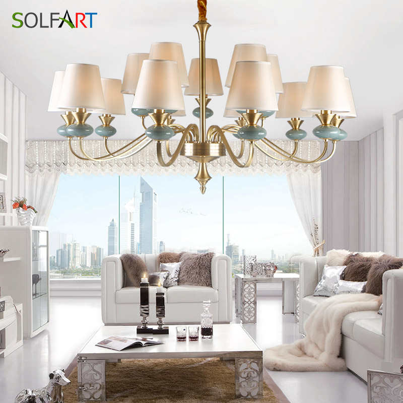 modern chandeliers for room dining classical retro european style branch chandelier