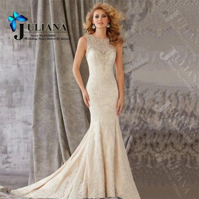 Blancos personalizado Longo Vestido Branco Curto De Renda 2015 ...