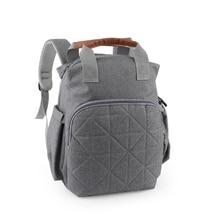 Gaoge Nursing Bag Mummy Maternity Nappy Brand Large Capacity Baby Bag Travel Backpack Designer Nursing Bag for Baby Care