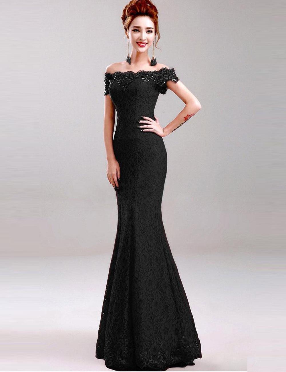 off the shoulder formal dresses - Dress Yp