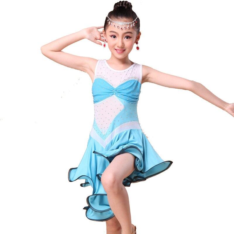 Popular Ballroom Dresses Children-Buy Cheap Ballroom Dresses ...