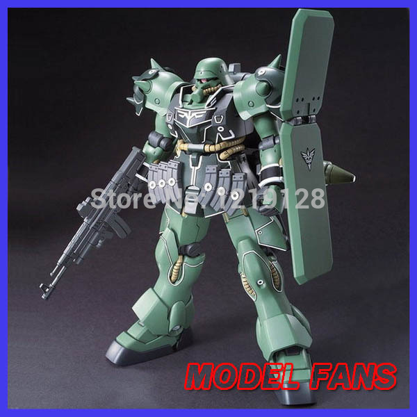MODEL FANS DABAN    assembly  Gundam  model HG UC 1:144 GEARA ZULU GUARDS TYPE Free shipping model fans daban mg assembly gundam model 1 100 mobile suit gundam age 1 normal asemu asuno free shipping action figure