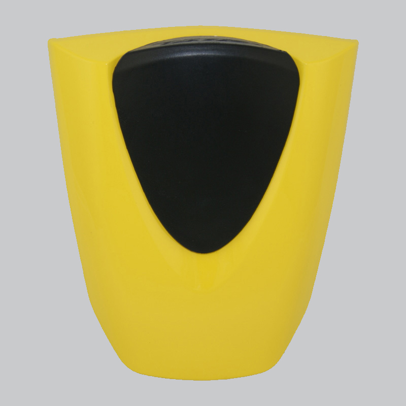 Motorcycle Parts Rear Seat Cover Tail Section Fairing Cowl Yellow For Honda CBR600RR CBR 600 RR 2007 - 2012 2008 2009 2010 2011 arashi motorcycle radiator grille protective cover grill guard protector for 2008 2009 2010 2011 honda cbr1000rr cbr 1000 rr