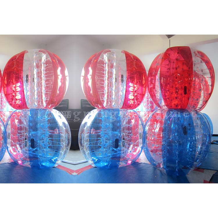 Antistress Air Bubble Soccer Zorb Ball stress relief toys 1.0m for children Air Bumper Ball Inflatable Football,Zorb Ball - 4