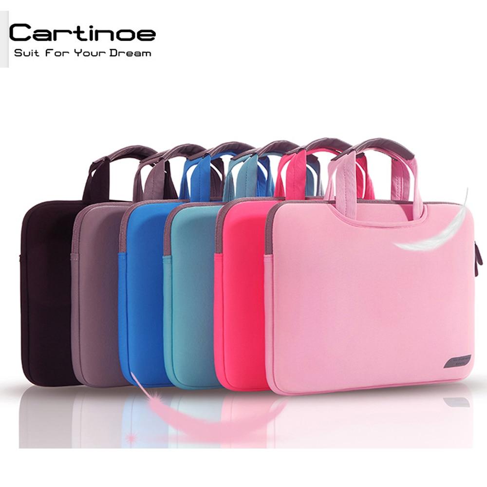 Cartinoe Brand font b Laptop b font Bag 15 6 14 13 12 11 6 inch