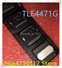 NEW 10PCS/LOT TLE4471G TLE44716 TLE 4471 G TLE4471 HSOP-20 IC