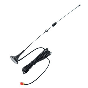 Nagoya UT-106UV SMA-F Magnetic HF Antenna Car Antenna For Baofeng uv-5r uv-82 baofengbf-888s Walkie Talkie Accessories