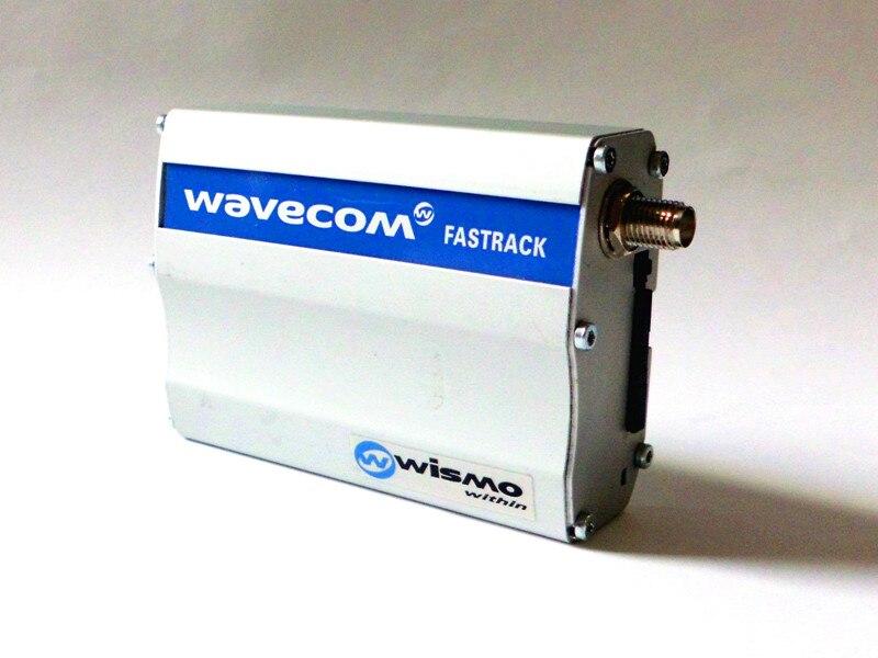 GSM Modem Wavecom Módulo Q2303A COM.BR/RS232/Porta Serial AT Comandos SMS Chamada de Voz