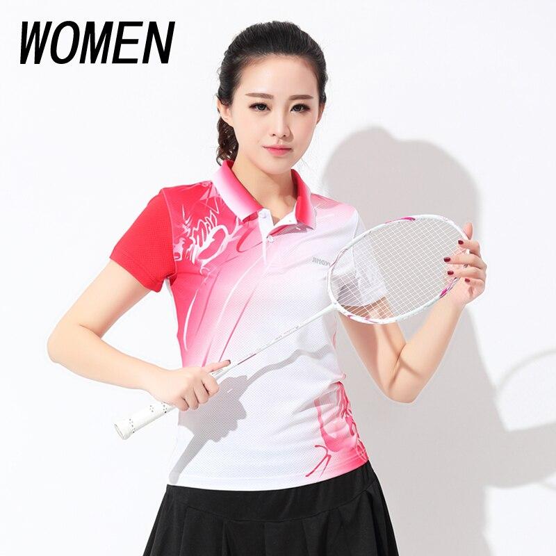 New women's badminton summer dress, short sleeved shirt, tennis shirt, sports T-shirt, free shipping