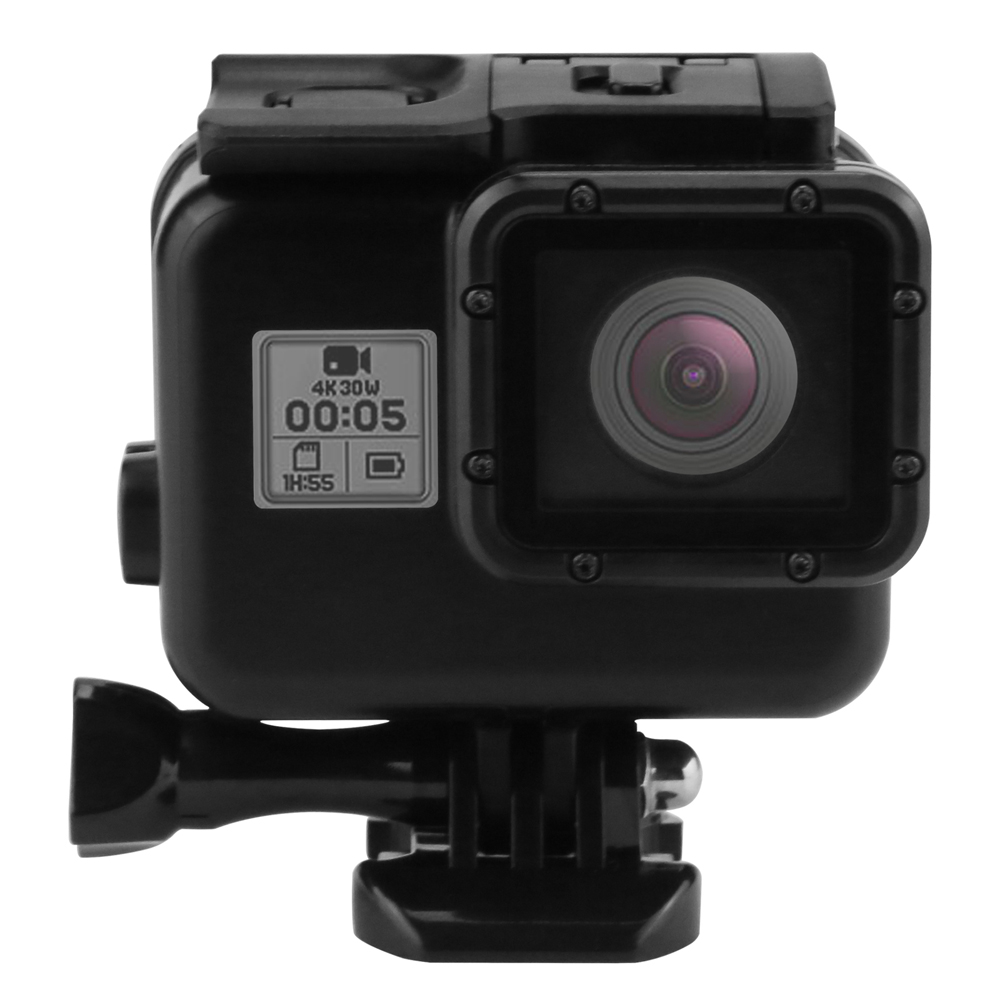 SHOOT 45m Waterproof Case for Gopro Hero 5 Black Edition Protective Housing Cover for Go Pro