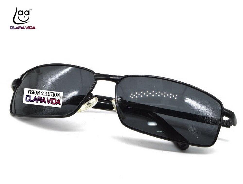 =CLARA VIDA Polarized Reading Sunglasses= Rectangle Frame Round Face Polarized Sunglasses Oversized Vintage +1 +1.5 +2 +2.5 To+4