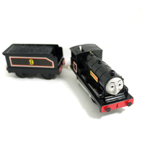 T0219 Electric Thomas And Friend Donald With A Carriage Trackmaster Engine Motorized Train Chinldren Child Kids