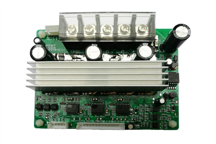 Three-phase Brushless DC Motor Control Driver Board Three-phase Permanent Magnet Synchronous Motor Control Driver Board