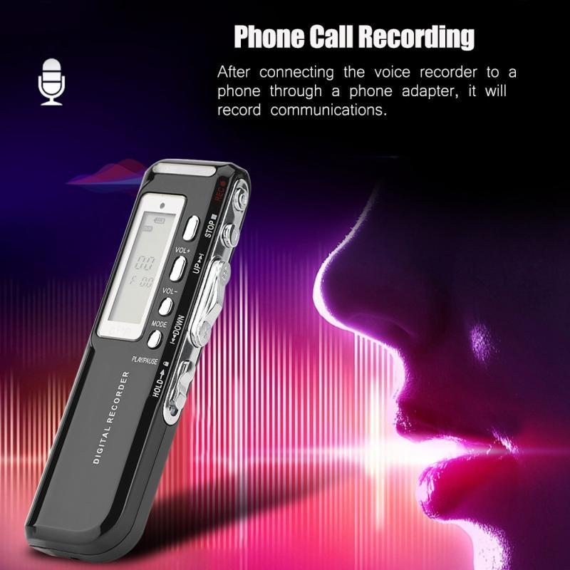 Flight Tracker Digital Voice Recorder Pen Mehrsprachige 8 Gb Speicher Auto Recording Mini Audio Recorder Phone Call Recording Unterscheidungskraft FüR Seine Traditionellen Eigenschaften Unterhaltungselektronik