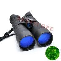 DHL доставка Пульсар Ночное видение 3,5X50 Binoculares Ночное видение стрелковых прицелов прицел ночного Mira видение Nocturna Каза
