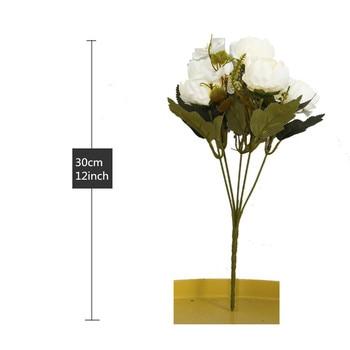 5 Head Home Fake Flower Decoration Best Children's Lighting & Home Decor Online Store