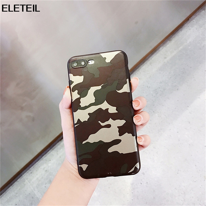 Phone Bags & Cases Cellphones & Telecommunications Obedient Eleteil Army Green Phone Case For Iphone X Cases Camouflage For Iphone 6 6s 7 8 Plus Xs Max Xr Soft Tpu Cases Back Cover E40