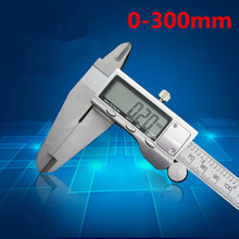 Cheap price Metal 12-Inch 300mm Stainless Steel Electronic Digital Vernier Caliper Micrometer Measuring