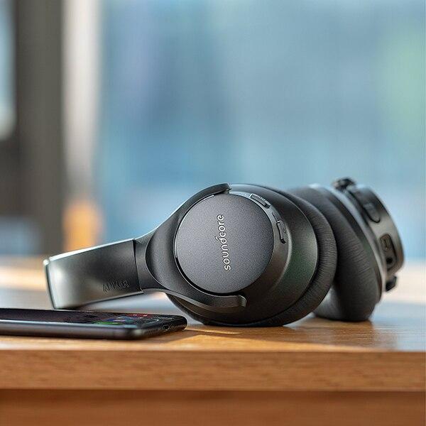 Anker Kopfhörer drahtlos wireless bluetooth anc aktive Rauschunterdrückung active noise cancelling