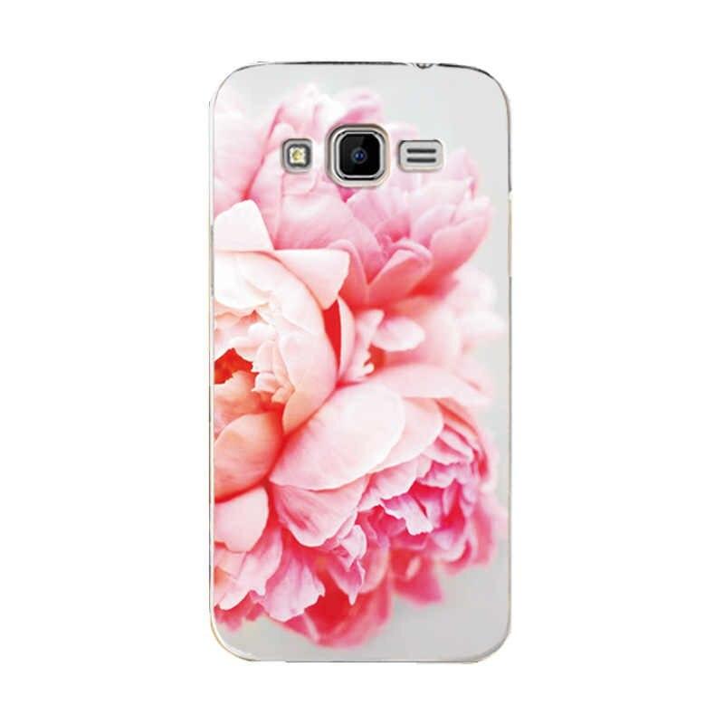 Untuk Samsung GALAXY CORE Prime G360 Gaya Baru Berbagai Case Kembali Cover UNTUK Samsung G3608 G360H G361H Kucing Lucu Telepon tas Fundas