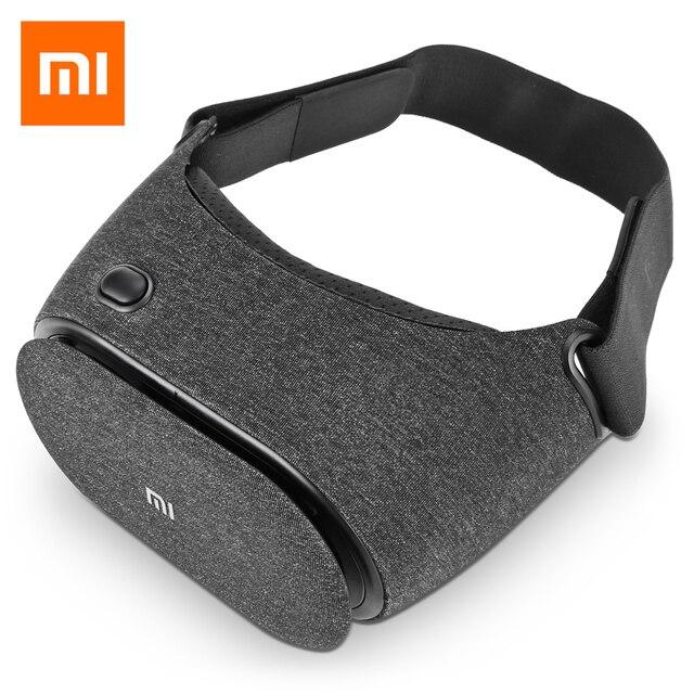 Original Xiaomi PLAY2 3D 360 Degree Virtual Reality Helmet Glasses for 4.7 - 5.7 inch Smartphones
