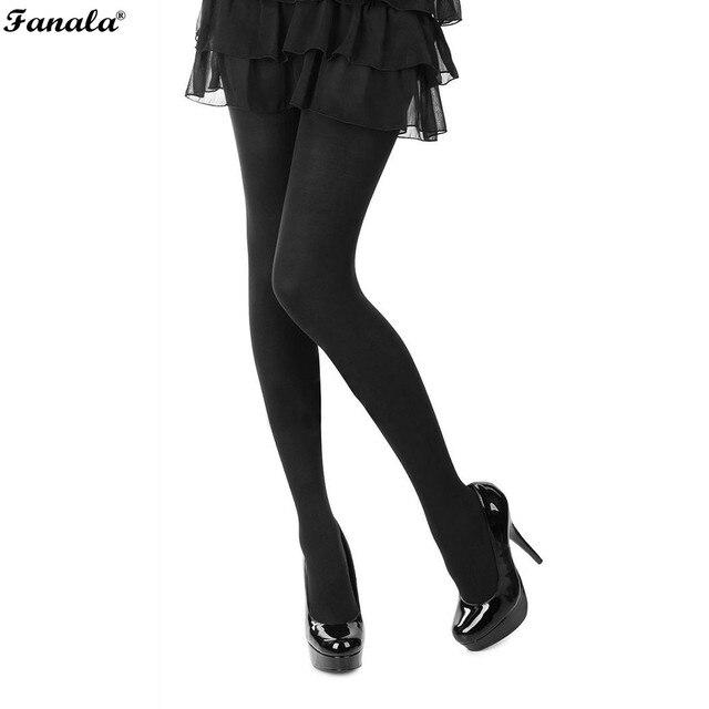 Opaque pantyhose women