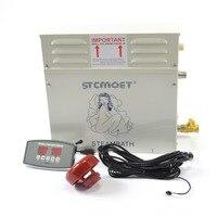 Главная сауна запчасти с ST 135M контроллер 6KW В 220 В парогенератор для Сауна для ванной дома спа душ