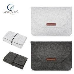NEUE Weiche Sleeve Laptop Tasche Für Macbook Air Pro Retina 11 12 13 14 15 zoll Notebook PC Tablet Fall abdeckung für HP Dell Mac buch