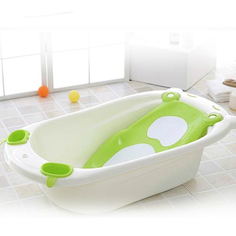 Baby Newborn Baby Bath Tub Seat Adjustable Baby Bath Tub Ans Chair Children Bathtub Infant