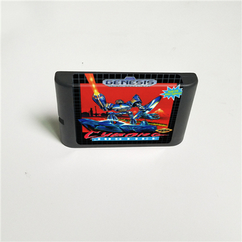 Cyborg Justice  16 Bit MD Game Card For Sega Megadrive Genesis Video Game Console Cartridge
