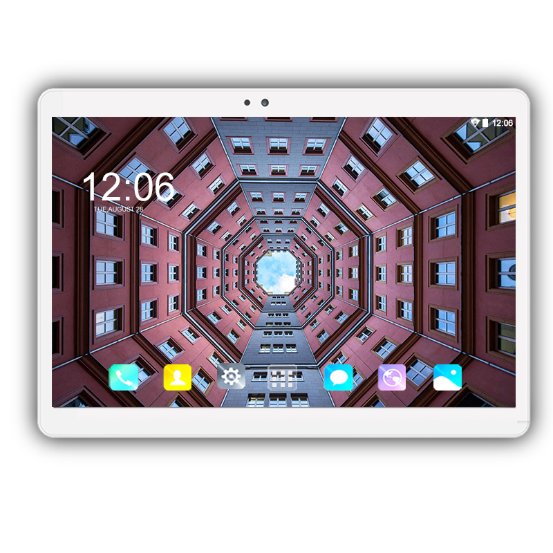 10.1 Inch Android 8.0 Tablet PC Octa core 1280*800 IPS screen 3G/4G Phone Call Dual SIM Card Dual WIFI GPS Bluetooth Tablets 10(China)