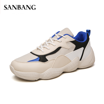 Breathable Mesh Running Shoes for Man Lightweight Summer Outdoor Sports Shoes Comfortable Homme Chaussure Sport Homme 4