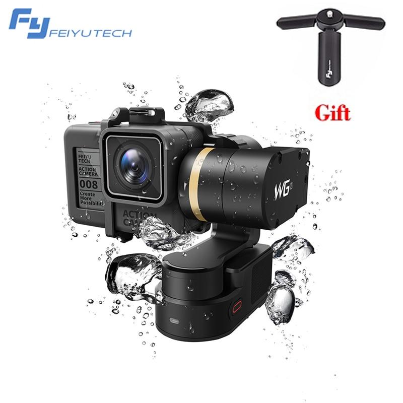 FeiyuTech Feiyu FY WG2 3-achsen Wearable Wasserdichte Gimbal für GoPro Hero 5 4 Sitzung PK FY MINI Handheld Gimbal Stabilizer