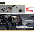 Car Rear View Camera Sets For Mercedes Benz C Class W204 2007~2014 / Back Up Reverse Camera / RCA & Original Screen