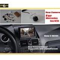 Car Rear View Camera Sets For Mercedes Benz C Class W204 2007~2014 / Back Up Reverse Camera / RCA & Original Screen