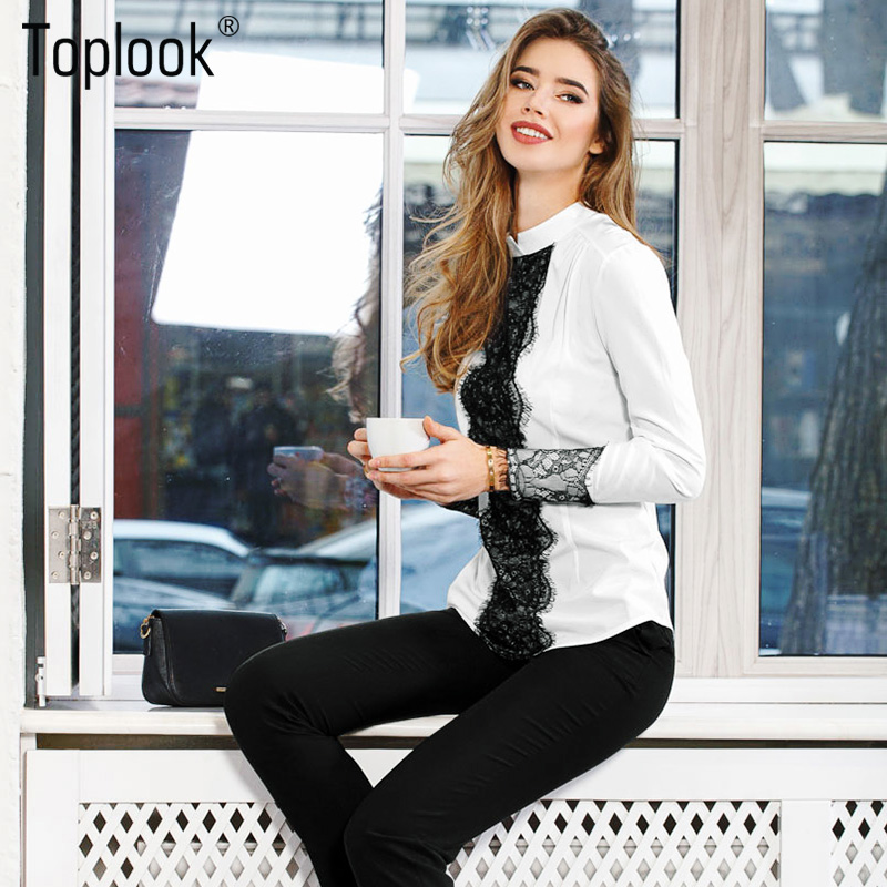 Женские блузки и Рубашки Toplook 2017