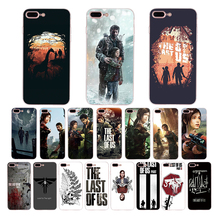 цена на The last of us game Soft silicone Transparent phone case for Apple iphone x xr 8 7 6s 6 xs max plus 5 5s se covers Quality shell