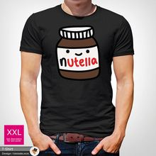 Nutella Chocolate Spread T-Shirt Vest Top Mens Unisex Xmas Christmas Green ! New T Shirts Funny Tops Tee  free shipping